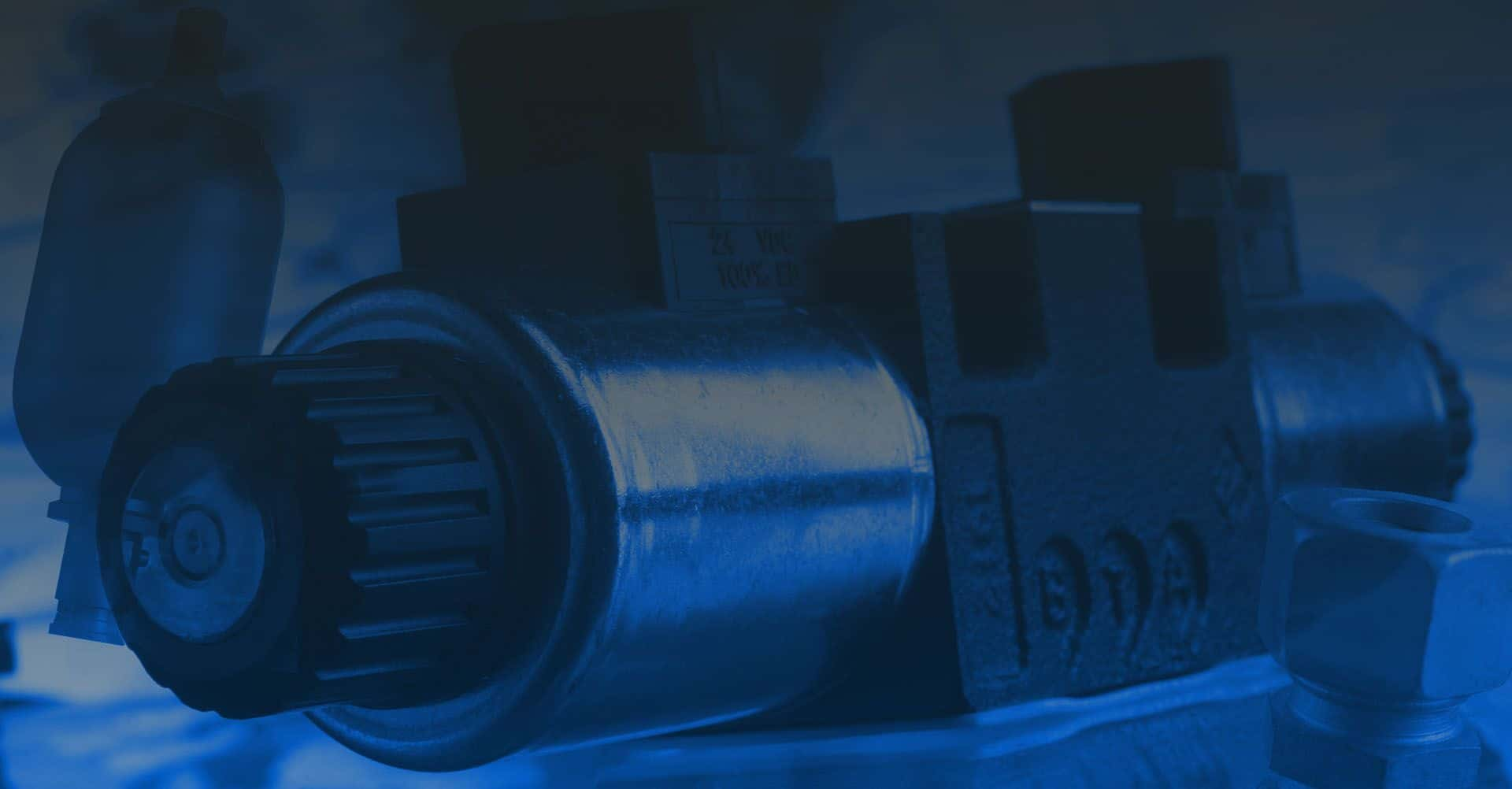 componentes oleohidraulicos